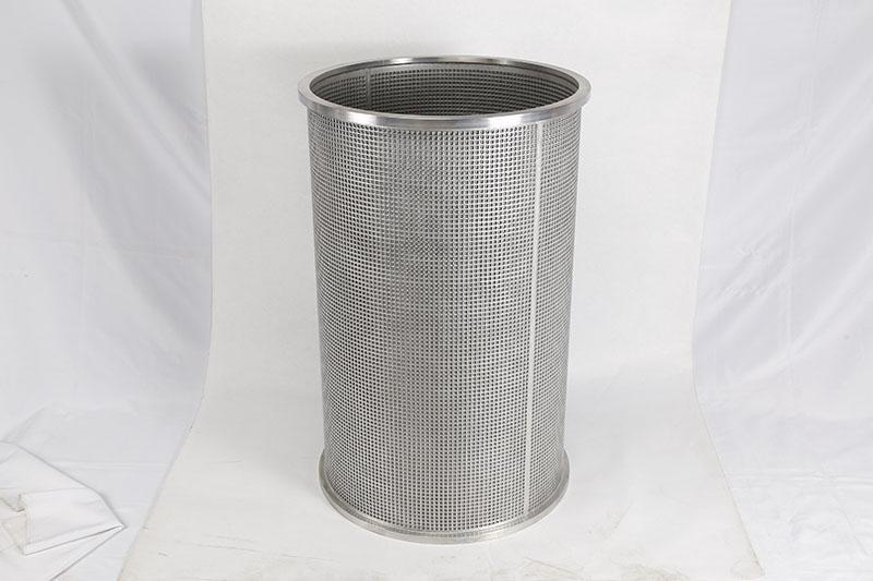烧结不锈钢滤芯