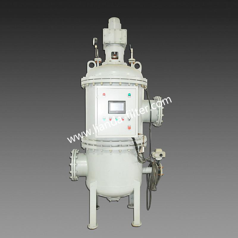 立式自動反沖洗過濾機